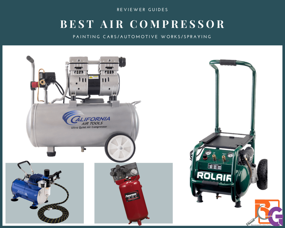 Best Air Compressor for Painting