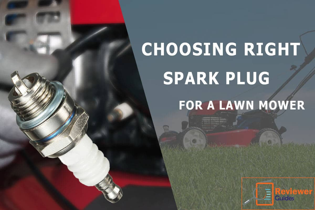 What Spark Plug To Use For Lawn Mower