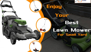 Top 11 Best Lawn Mowers for Small Yards in 2020