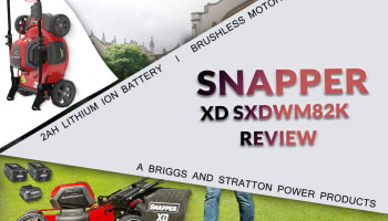 Snapper XD SXDWM82K Review- 82V Lawn Mower