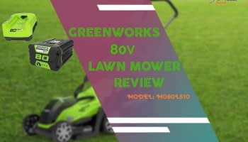 Greenworks 80v Lawn Mower Reviews: In-Depth Review