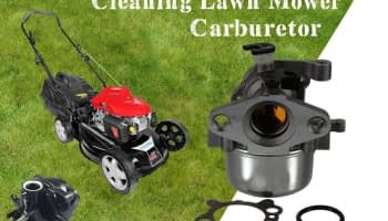 How to Clean Lawn Mower Carburetor? (Experts Guide)