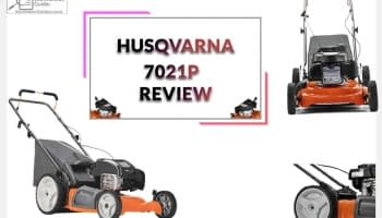 Husqvarna 7021P Review-Gas Powered Lawn Mower