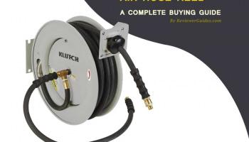 Klutch Air Hose Reel Review- Best Auto Rewind Reels!