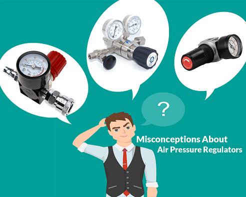 Air Compressor Regulator Setup