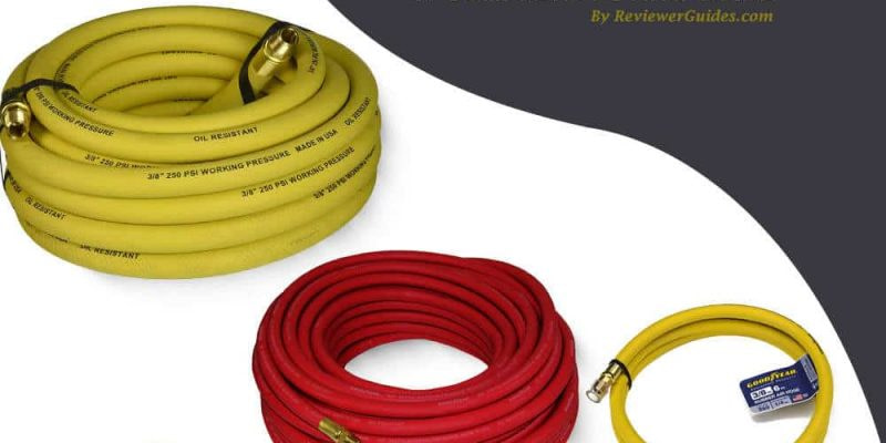 Goodyear Air Hose Review- Compared Air Hoses Guides