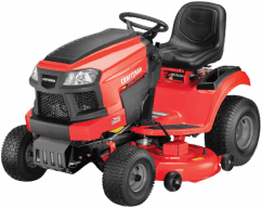 Craftsman T225 Gas Powered Riding Lawn Mower