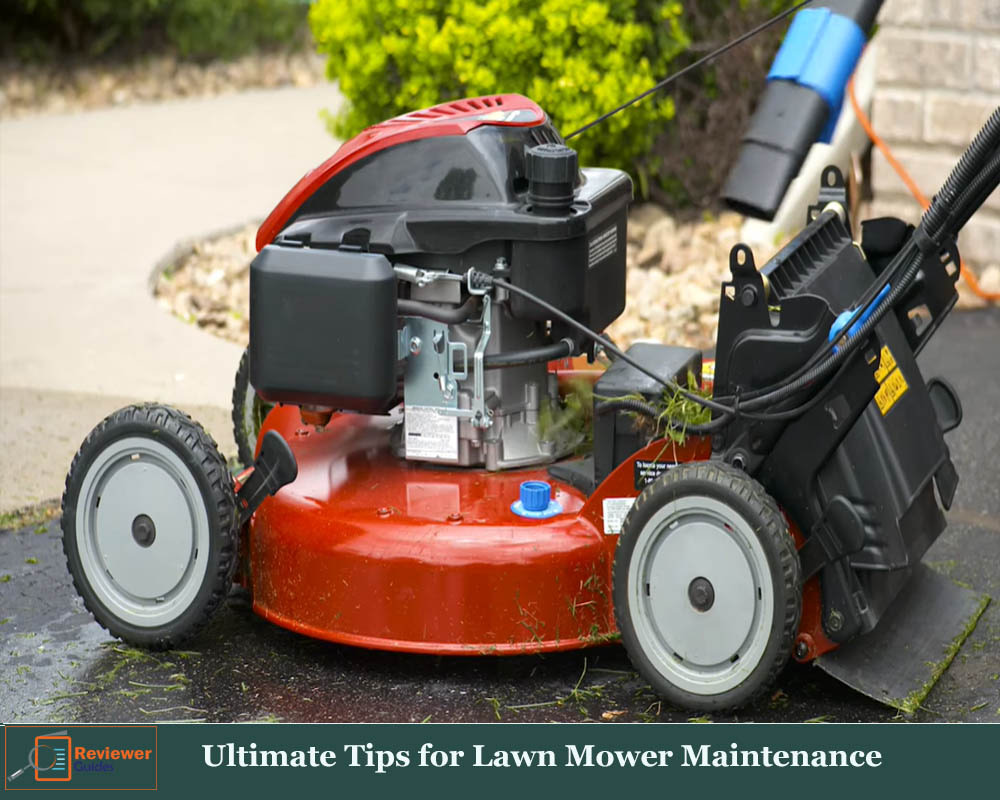 Lawn Mower White Smoke Then Dies: How to Fix it?