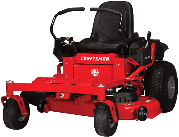 Craftsman Z525 Zero Turn Gas Powered Lawn Mower