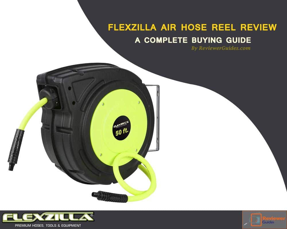 The Flexzilla Air Hose Reel Review